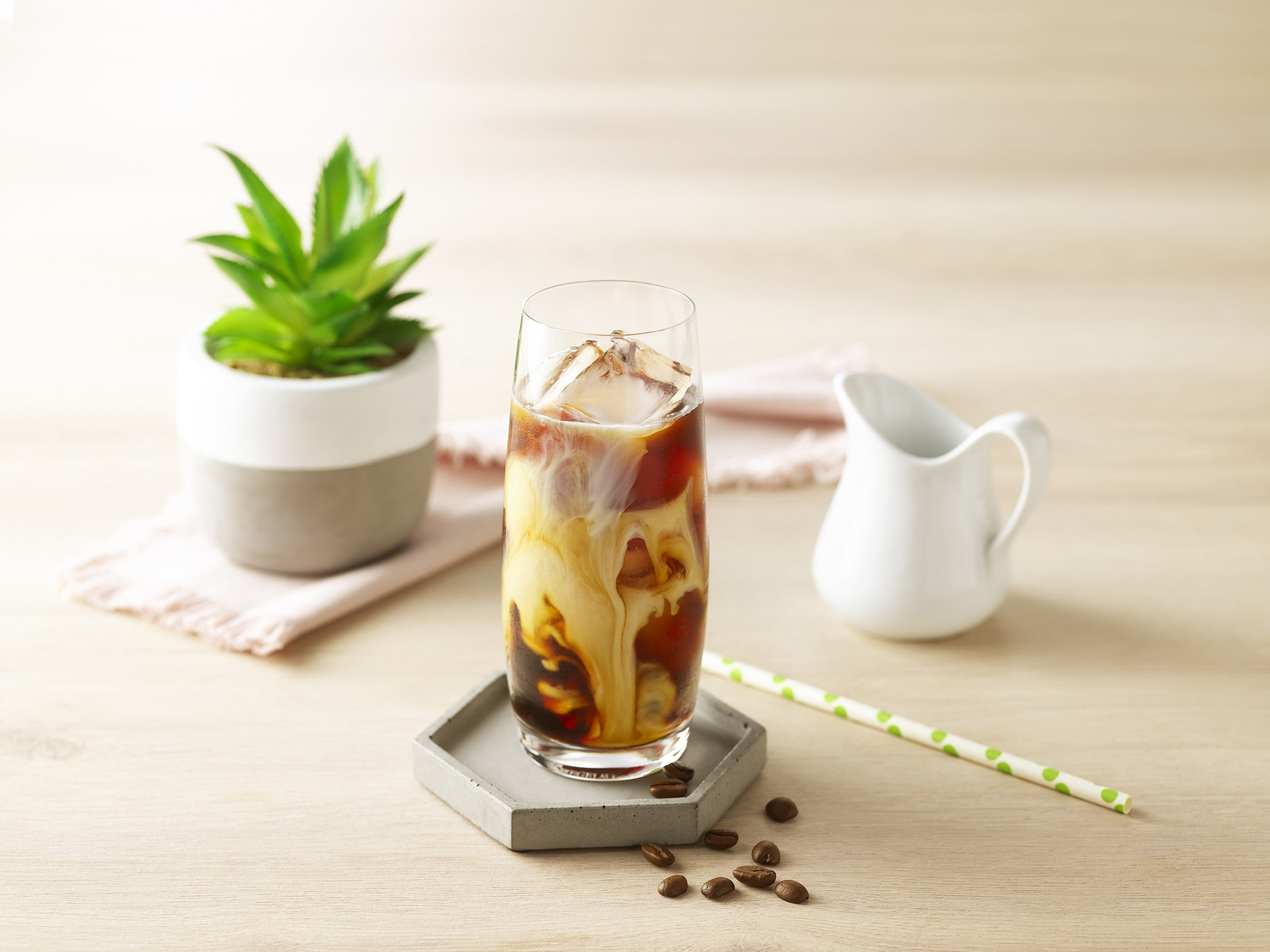Cold brew protein-enriched coffee thumbnail