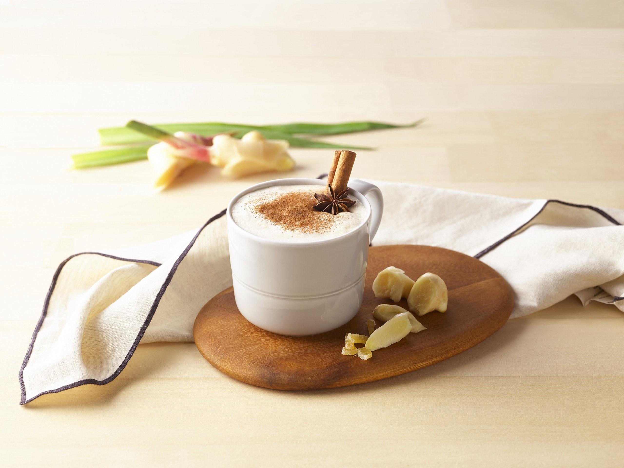 Ginger latte thumbnail